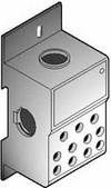 Ripartitore modulare unipolare 400A