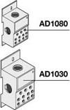 Ripartitore modulare unipolare 250A