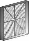 Filtro per alette di ventilazione doppie