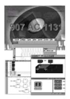 907AC1131 SOFTWARE+DOCUMENTAZIONE INGL. SOFTWARE x U.C. AC31-AC1131-90