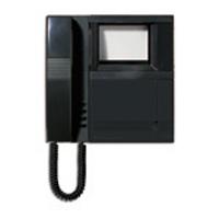 Pivot- videocitofono grigio con staffa
