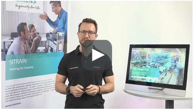 Nuovo corso web gratuito di Siemens: novità sul TIA V15