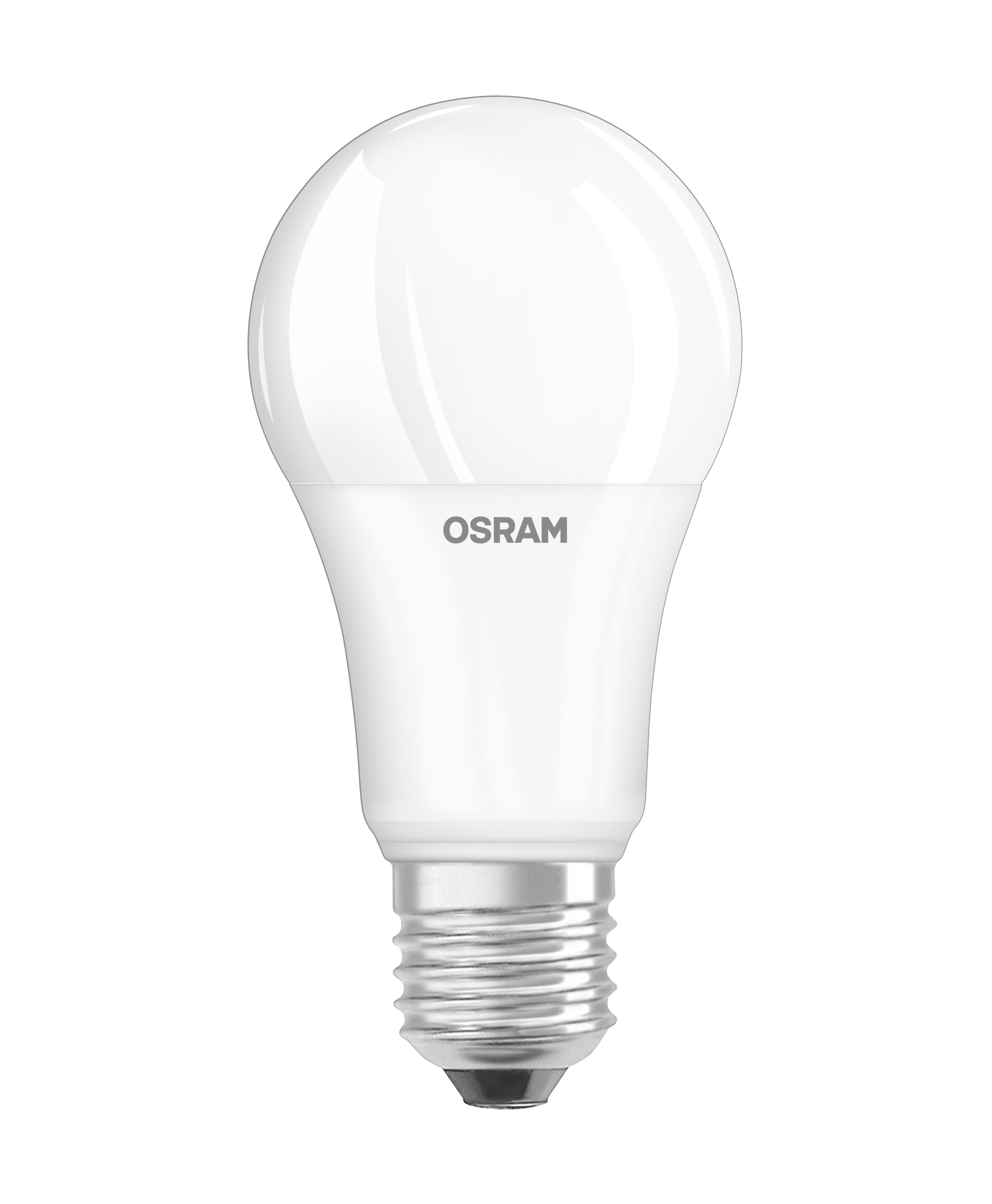 La nuova gamma di lampade led osram di ledvance for Lampade a led e 27