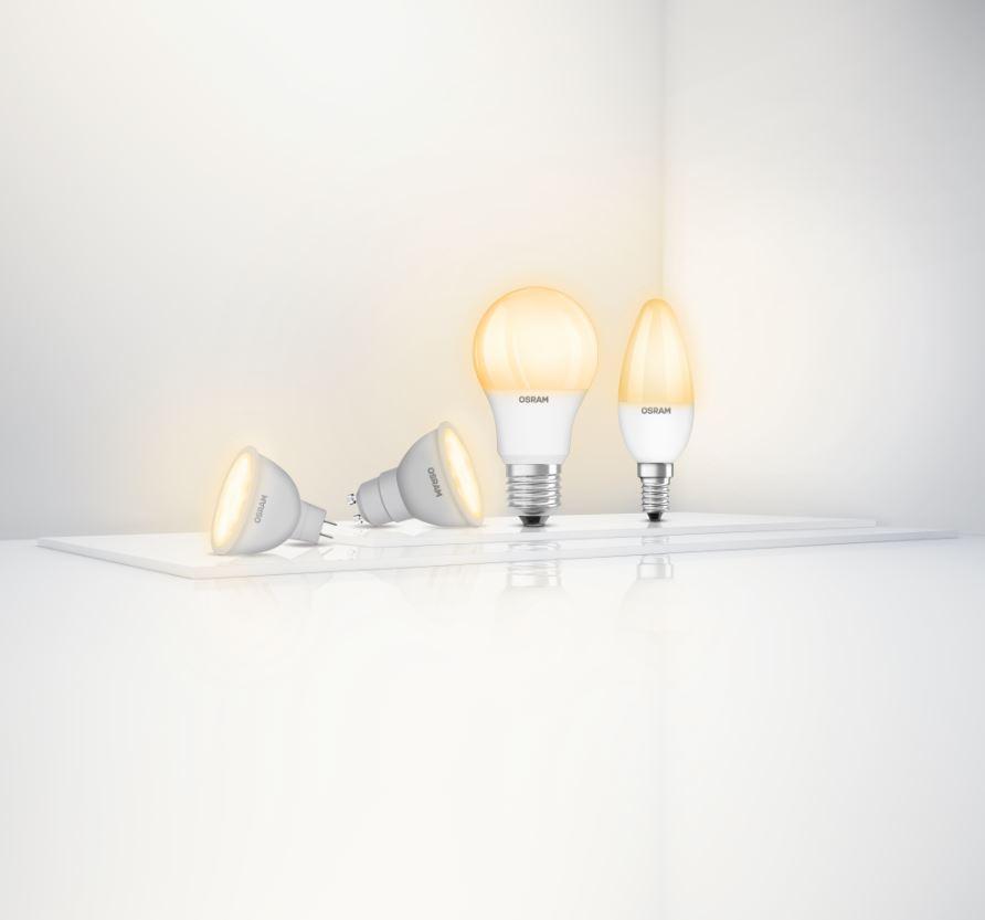 Scopri la nuova dim ensione led con le nuove lampade for Nuove lampadine led