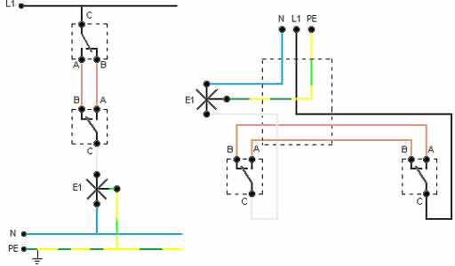 Schema Elettrico Funzionale : I circuiti di base voltimum italia