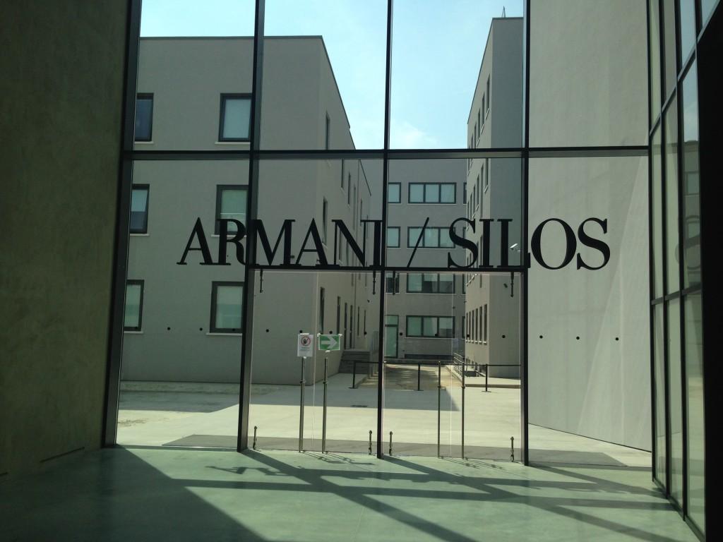 great fit e4fba f3528 Prysmian accende il Museo Armani/Silos | Voltimum