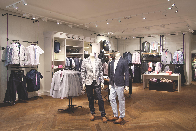 L illuminazione dei negozi voltimum italia for Illuminazione negozi