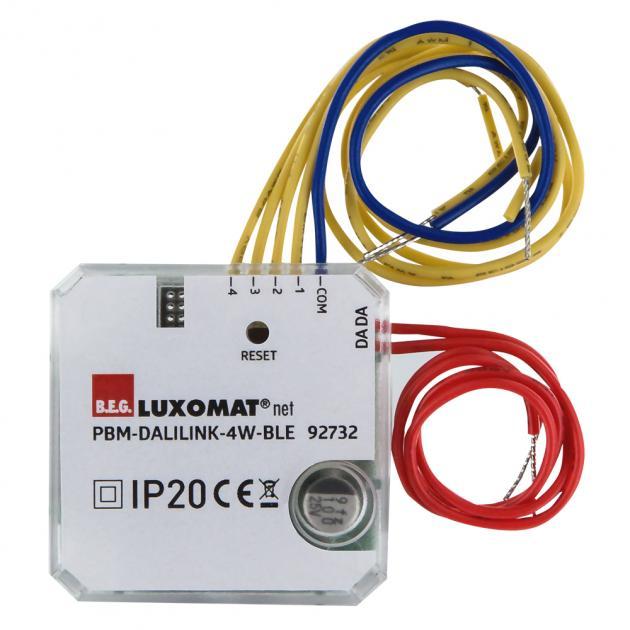 Controllo dell'illuminazione DALI: Facilmente installabile in un secondo tempo 1