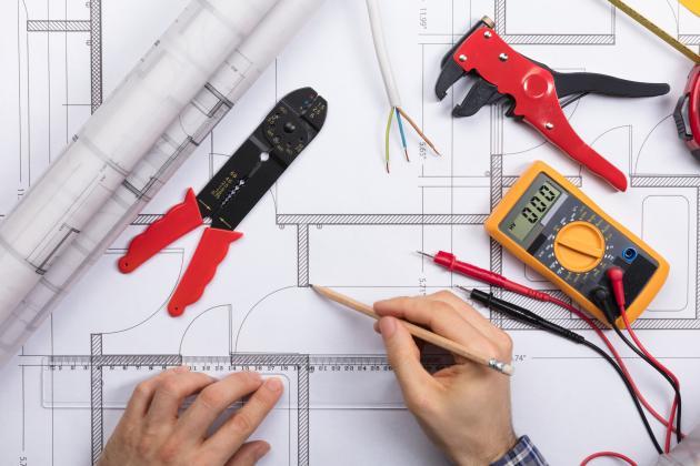 Lavori elettrici: nuova guida tecnica 1