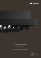Illumination bisogna Linea Cavo piatto catena luminosa h05rn-h2-f 50 M Anello WS