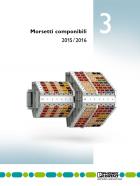 Serie MORSETTO PASSANTE Morsetto Grigio Phoenix Contact 3044131-ut 6